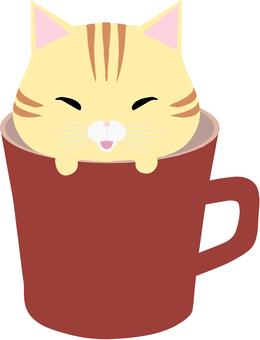 Mug_Cat_Chatora