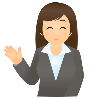 Business · Women - receptionist