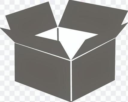 打開紙箱B第1部分