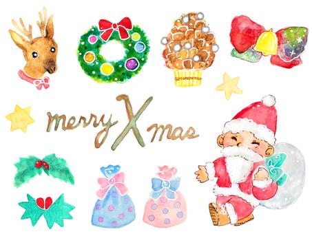 聖誕材料 set_2