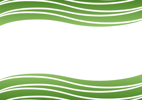 Wave curve gradient background