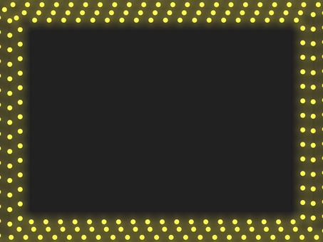 簡單照明框架B:黃色