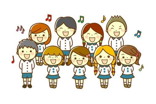 兒童合唱團①