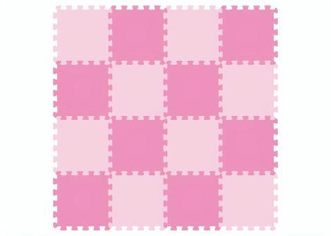 粉紅色的材料