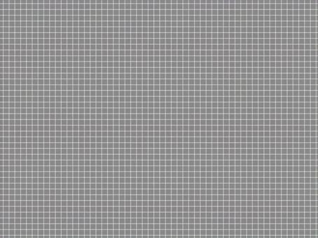 方格紙_灰色