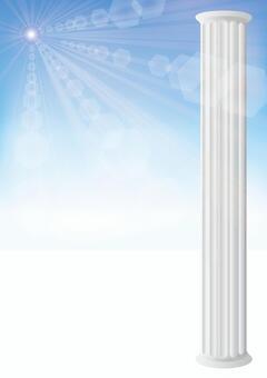 Cylinder and light shiny 2