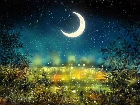 夜灯月牙2