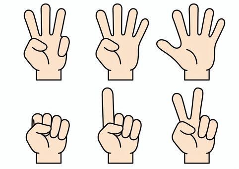 手手指圖標7