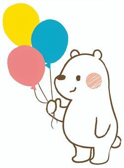 Balloon Kuma
