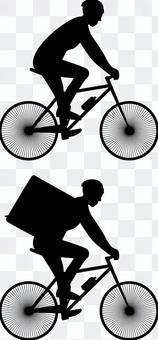 自行車山地車送貨