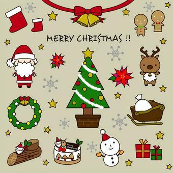 クリスマス01_まとめ