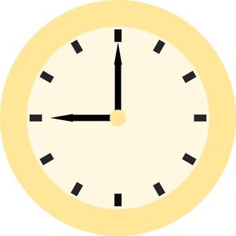 手錶(牆掛)