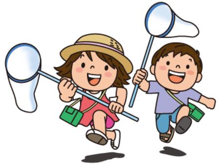 Insect repellent children
