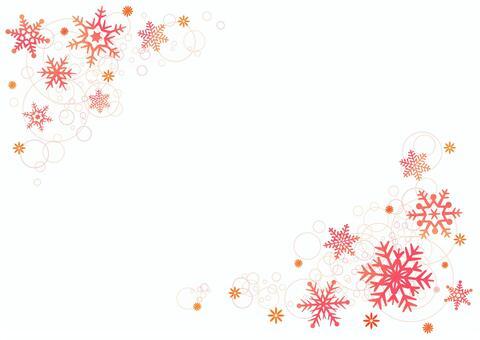 【Ai, png, jpeg】 Winter Material 95