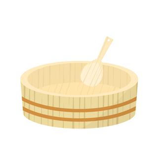 飯勺和hangiri
