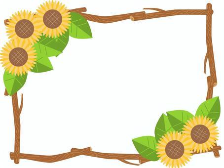 向日葵 - 框架