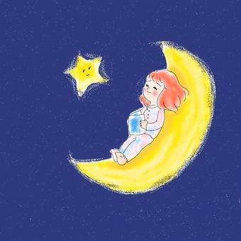 亮閃閃的星星