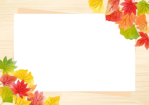 秋葉的自然框架