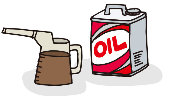 發動機換油