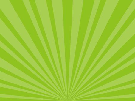 황 녹색 광선 배경