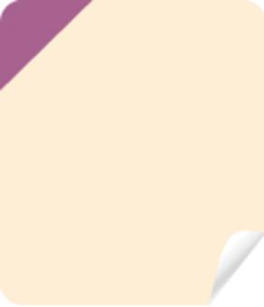 可愛的海豹紫色