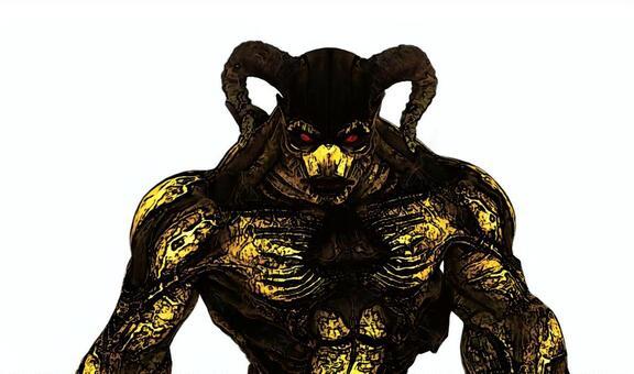 Amekomin喜歡怪物