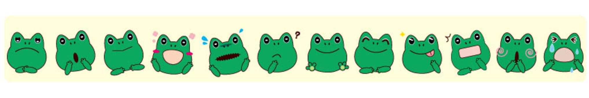 蛙-Line