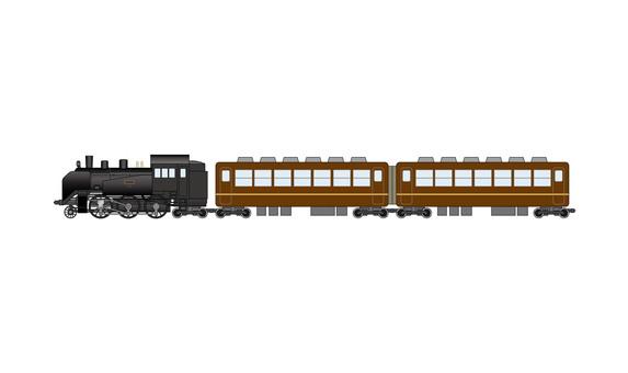 SL列車-1