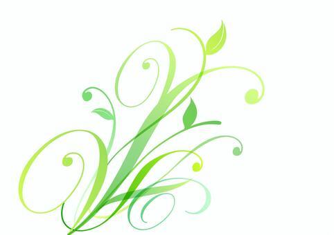新鮮的綠色材料28