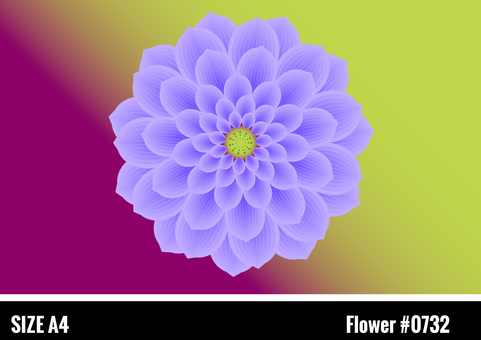 Japanese style Chinese style Flower for decoration (water lily hassle)