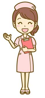 女性(看護師):C_案内02FS