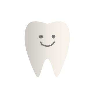 健康的牙齒