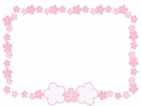 櫻花框架和類框架