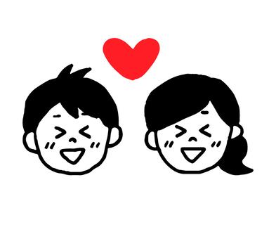浪漫關係(簡單)