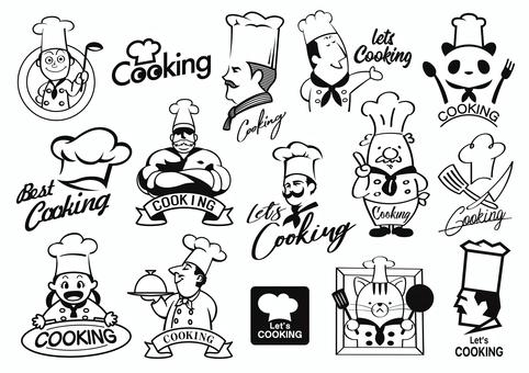 Cook mark