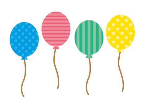 氣球圖案集