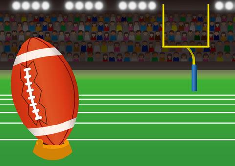 美式足球A01