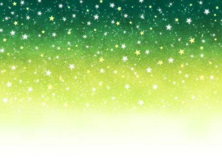 稀有★綠色宇宙