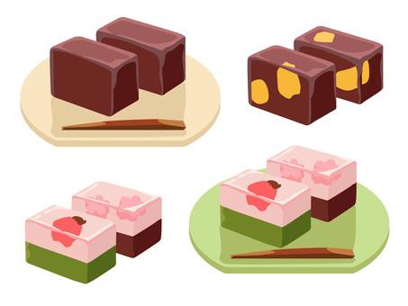 烹飪_日本甜點_Yotei_無行