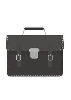學校袋(黑色)