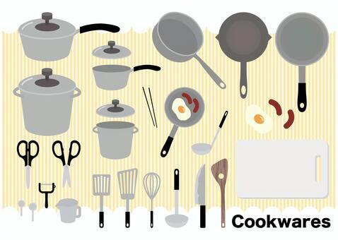 調理器具01 キッチン