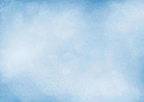 水彩插圖04(淺藍色紋理)