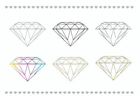 Diamond wire