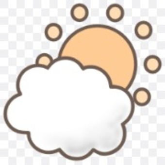 天氣天氣預報多雲晴天