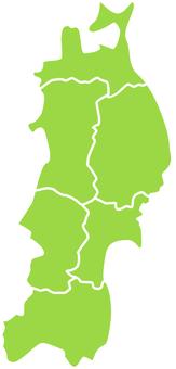 地圖_帶邊界線東北地圖_(無字符)