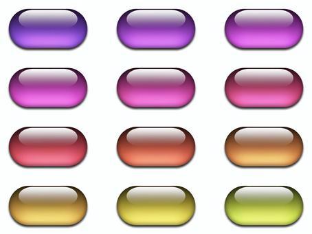 水色按鈕_1:2種尺寸暖色12種顏色