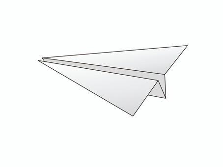 簡單的紙飛機