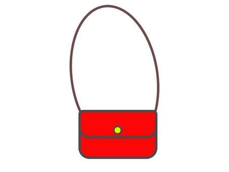 Pochette 2-3 (red)