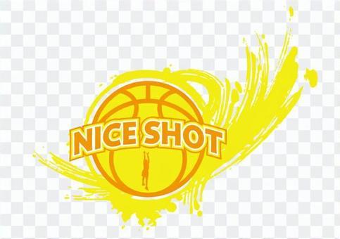 NICE SHOT LOGO