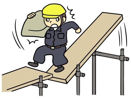 建築工地事故